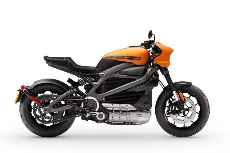 Harley Davidson® Electric Livewire® 2020