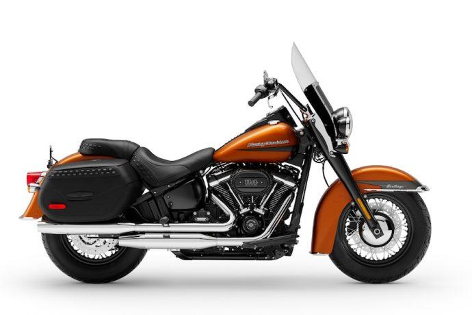 Harley-Davidson Heritage Classic 2020