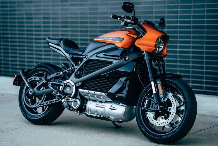 Harley-Davidson® vous dévoile sa toute première moto électrique, la LiveWire<sup>MD</sup> 2020