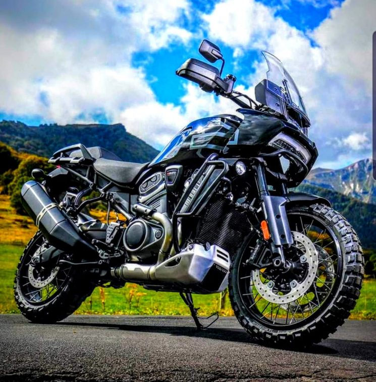 Motocyclette Tourisme Harley-Davidson - Pan America 2021